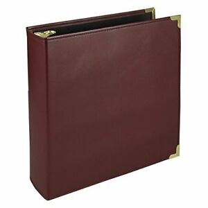 Samsill Classic Collection Executive Presentation 3 Ring Binder 2 Inch