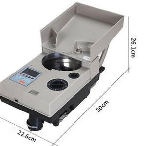 Electronic Coin Sorter Se 200 Coin Counting Machine For Most Of Countries