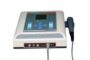 Electrotherapy Ultrasound Therapy 1 3 Mhz Combination Therapy Sonomed 7s Machine
