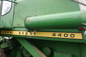 Pair Used John Deere 4400 Combine Allis Tractor Rear Tires And Wheels 14 8x26