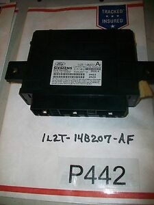 2002 Ford Explorer Remote Keyless Entry Module Pt 1l2t 14b207 a
