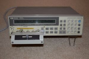 Hp 4263a Lcr Lcz Impedance Meter Precision Component Analyzer With One Fixture