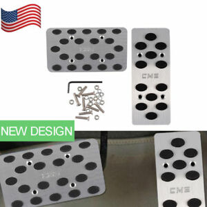 Car Non Slip Automatic Transmission Pedal Cover Brake Clutch Shifting At Pedals