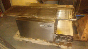 Lincoln Impinger 18 Conveyor Pizza Oven Model 1132 3ph Electric