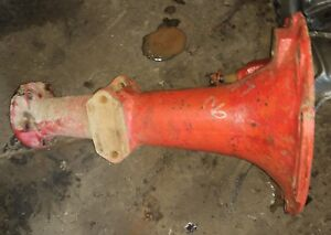Ford 9n Tractor Left Axle Housing Part 2n Part Rearend Housing