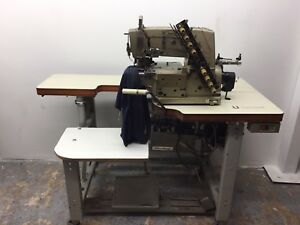 Union Special Multi Needle Industrial Sewing Machine
