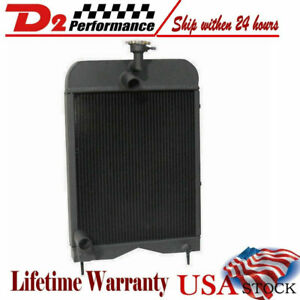 194275m93 Tractor Radiator For Massey Ferguson 20 35 135 Uk 148 203 205 2135 Usa