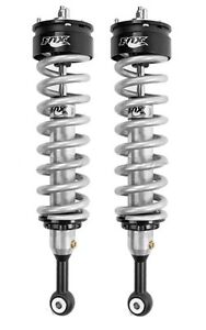 Fox Shocks 2 0 Coil Overs 0 2 Lift Front 06 14 Dodge Ram 1500 4wd 983 02 050