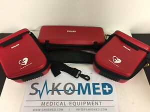 Philips Heartstart Mrx Soft Case sides And Rear