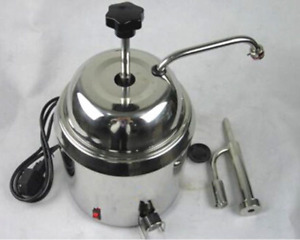 Hot Chocolate Cheese Heating Machine Dispenser Warmer 110v 220v