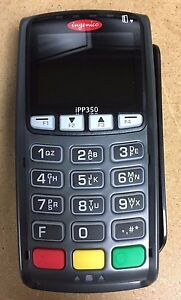 Pin Pad With Built in Card Swipe Ingenico Ipp 350