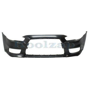 08 15 Lancer Evolution 2 0 Front Bumper Cover Assembly Primed Mi1000320 6400c308
