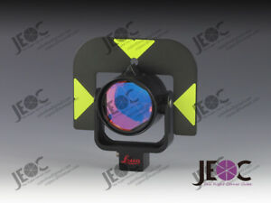 New High Accuracy Prism Set Reflector For Total station Replace Leica Gpr121