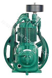 Champion R10d 2 Hp 2 Stage Splash Lubricated Compressor Pump W head Unloader