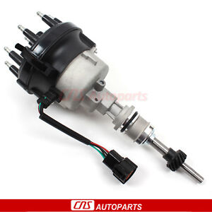 New Ignition Distributor For 91 95 Ford Mustang Thunderbird Cougar 5 0l 302ci