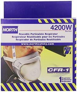 Respirator Assembly Cfr 1 Half Mask For Welding Complete With One N95