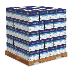 Hammermill Great White Recycled Copy Paper 92 Bright 20lb 8 1 2 X 11 200 000