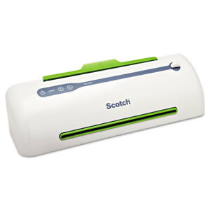 Scotch Pro 9 Laminator 5 Mil Maximum Document Thickness Tl906