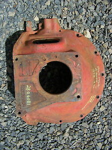 1967 68 Plymouth Barracuda 9 1 2 Bellhousing 273 V8 A Body Mopar Dodge Dart