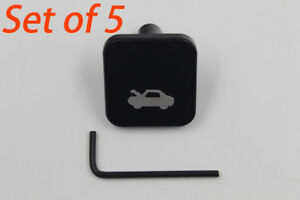 5 Pcs Of Hood Latch Release Cable Repair Kit Fits For Honda Civic Crv Element
