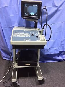 B k Medical Leopard Ultrasound Type 2001 With Type 8558 s 7 5 Mhz Probe Transduc
