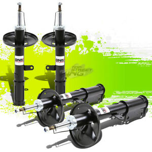 Dna For 97 03 Xv 20 Xv20 Front Rear Black Oe Suspension Gas Shock Absorber Strut