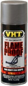 Vht High Temperature Sp998 Exhaust Manifold Paint Flat Nu Cast Iron Flameproof