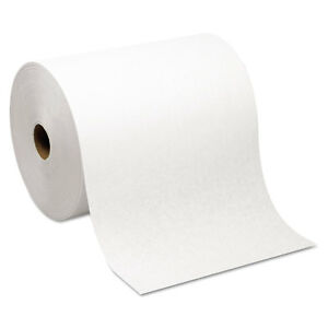 Georgia Pacific Professional Hardwound Roll Paper Towel Nonperforated 7 87 X