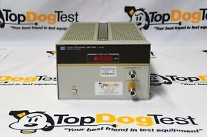 Hp Agilent Keysight 8349a Microwave Amplifier 2ghz To 20ghz Frequency Range