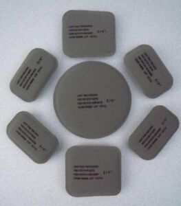NEW ORIGINAL US ARMY ISSUE PADS SET 7 FOR ACH MICH HELMET Hats Helmets Items