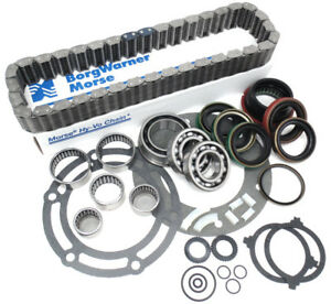 Transfer Case Rebuild Bearing And Chain Kit Dodge Chevy Np 241 241dhd Bk 241d