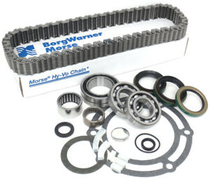 Ford Np 271 Np 273 Transfer Case Rebuild Bearing And Chain Kit 1999 On Bk485d