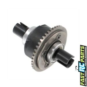 Redcat Racing Front Rear Complete Differential Hardened Rerbs803 026a