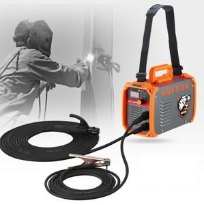 Ac 220v 10a 200a Igbt Inverter Portable Mma arc Welding Machine With Accessories
