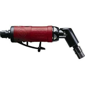 Chicago Pneumatic Cp9108qb 1 4 inch Collet 120 degree Angle Die Grinder
