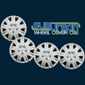 Fits 2006 2009 Honda Civic B8111 15s 15 Replica Hubcaps Wheel Covers Set 4