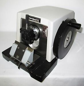 Reichert 820h Histostat Microtome Disposable Blade Holder Quick Release Clamp