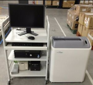 Fuji Prima Cr X ray Unit W 2 Workstations And Software