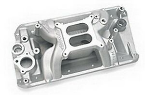 Edelbrock 7530 Engine Intake Manifold Rpm Air Gap Amc