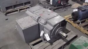 150 Hp Dc Reliance Electric Motor 1750 Rpm B408atz Frame Dpfv 500 V Arm