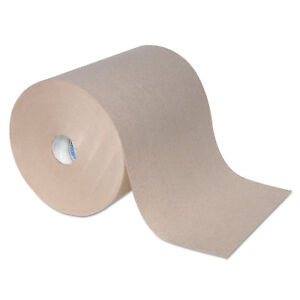Gp Pro High Capacity Roll Towel Brown 10 X 800ft 6 Rolls carton 89480