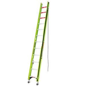 Little Giant 17724 24 foot Type Ia Hyperlite Fiberglass Extension Ladder