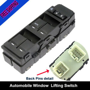 Dodge Avenger Master Power Window Switch Replacement For Dorman 901 459