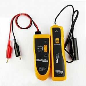 Dbass Nf 816 Underground Wire Locator Locate Non energized Cable Locating And