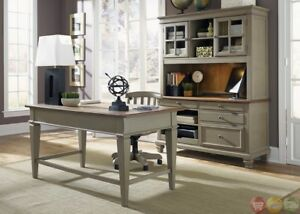 Bungalow Executive Home Office Furniture Desk Set
