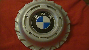 Bmw 740i 750i Wheel Center Cap Hubcap 7 Series 95 01 Silver Used