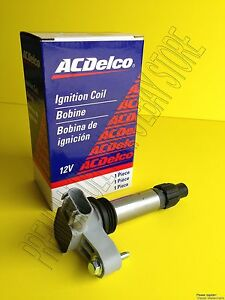 General Motors New Acdelco Ignition Coil Oem Premium Quality 1 yr Warranty