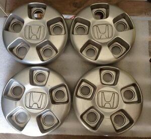 Honda Wheel Center Cap Hub Caps One Set Of 4 Oem Sjca0 1