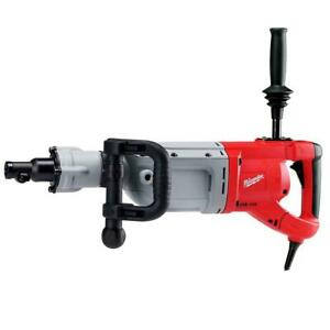 Milwaukee 5337 21 120v Ac 2 inch 3 4 inch Hex Demolition Hammer W Handles