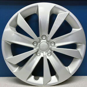 One 17 18 Subaru Impreza 60546 16 10 Spoke Hubcap Wheel Cover 28811fl010 New